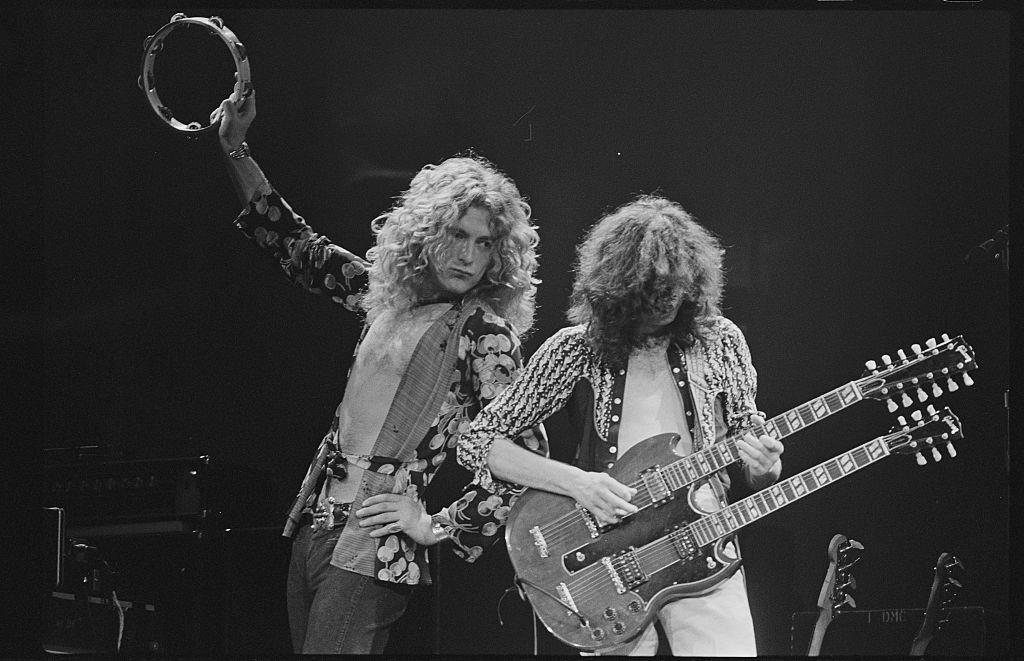 Led Zeppelin on Greta Van Fleet, a Band Accused of Copying Them