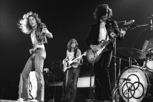 How Led Zeppelin Pulled Out All the Stops on 'Over the Hills and Far Away'