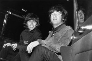 The Beatles Song John Lennon Said Was Written to Give George Harrison 'a Piece of the Action'