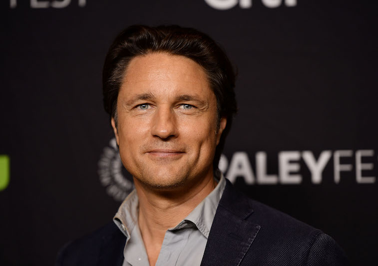 Martin Henderson on the red carpet