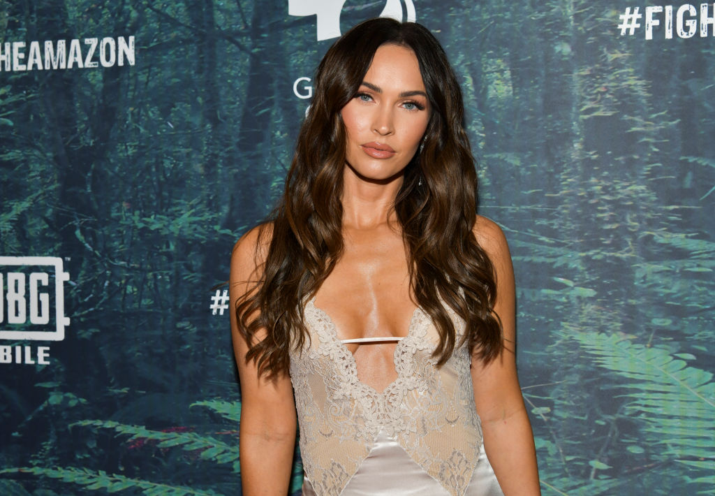 Megan Fox at the PUBG Mobile's #FIGHT4THEAMAZON Event at Avalon Hollywood on December 09, 2019