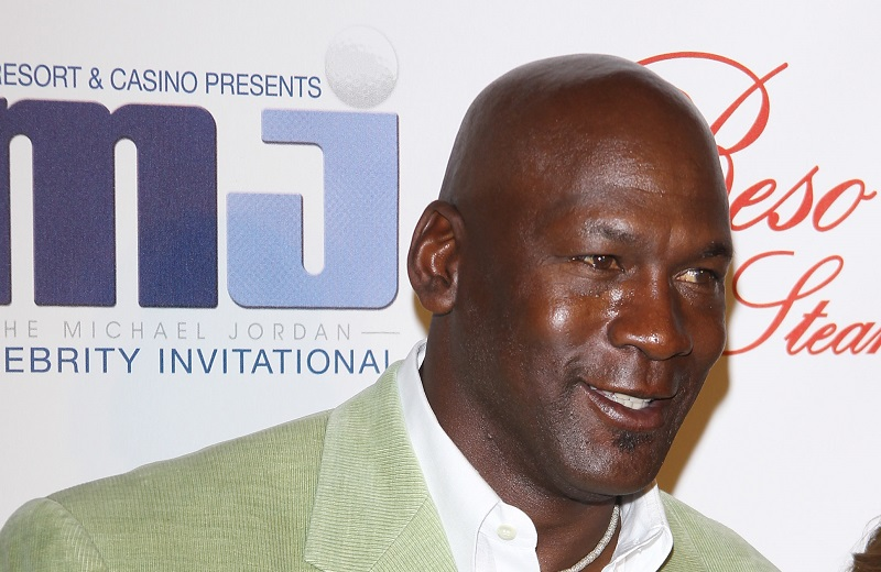 Michael Jordan in Vegas