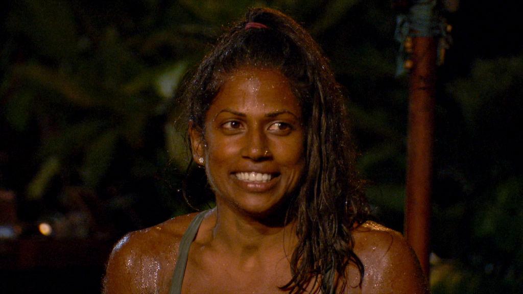 Natalie Anderson of Survivor