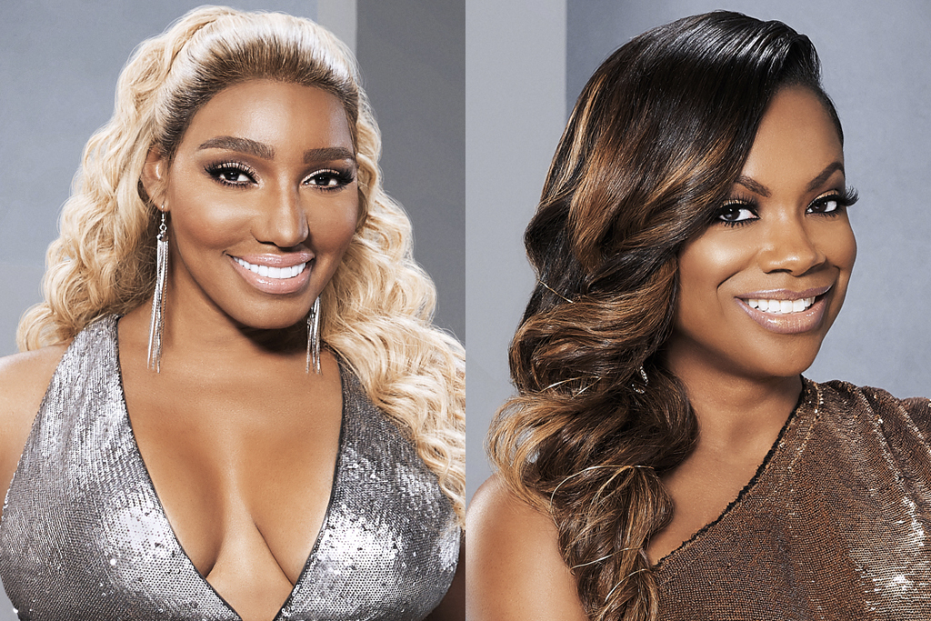 Nene Leakes and Kandi Burruss