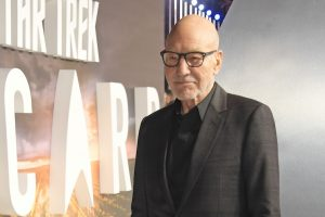 The Story Behind Why 'Star Trek' Actor Patrick Stewart Got Married in a Mexican Restaurant