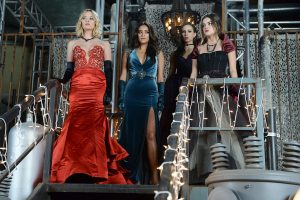 The 'Pretty Little Liars' Cast Agrees on the Season 5 Scene That Was 'so Embarrassing'
