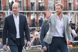 Is Prince William's Mention of Prince Harry in Letter to Princess Diana's Charity a Subtle Sign That Their Relationship Is Improving?