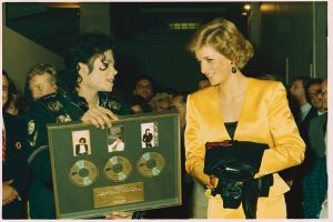 Did Princess Diana Inspire Her Friend Michael Jackson's Hit 'Dirty Diana'?