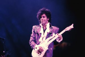 What Prince Said About the Meaning of 'Purple Rain'