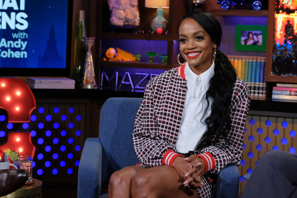 Rachel Lindsay on 'WATCH WHAT HAPPENS LIVE WITH ANDY COHEN'