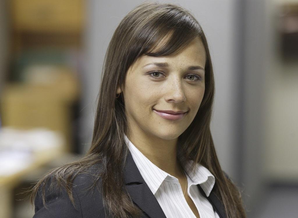 Rashida Jones as Karen Filippelli in 'The Office' Season 3