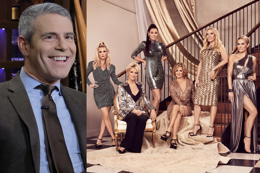 Andy Cohen talks about 'RHONY'