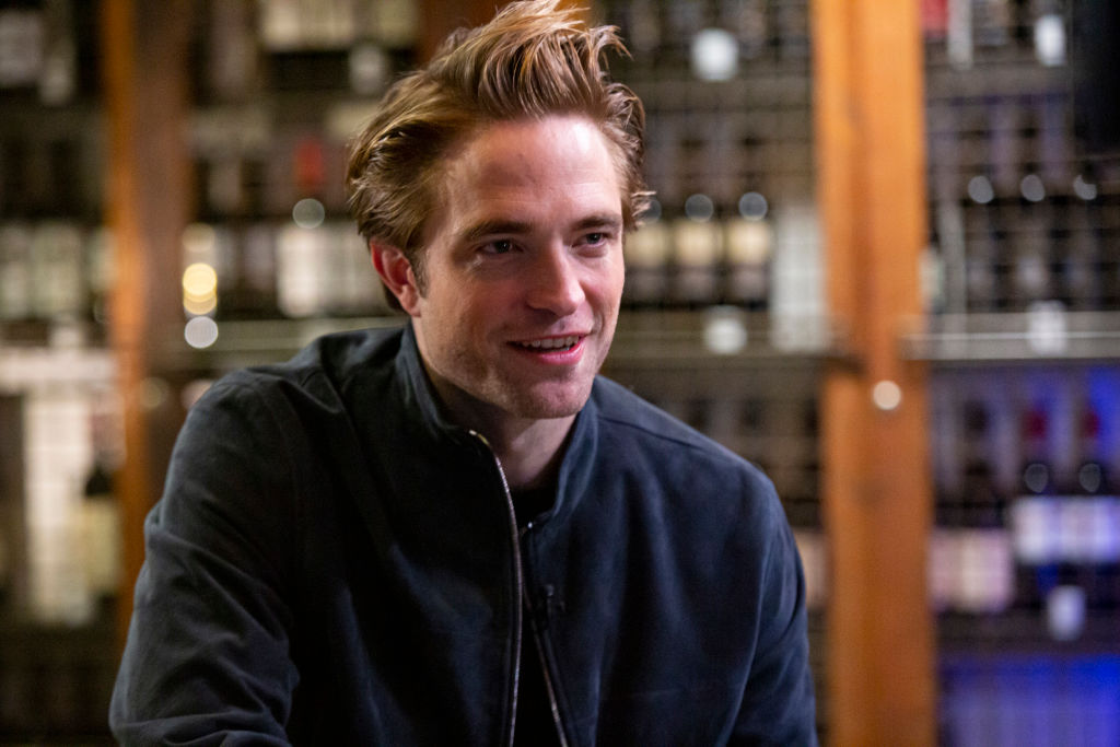Robert Pattinson on Sunday TODAY with Willie Geist