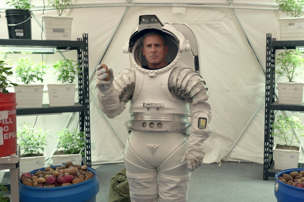 'Space Force' with Steve Carell