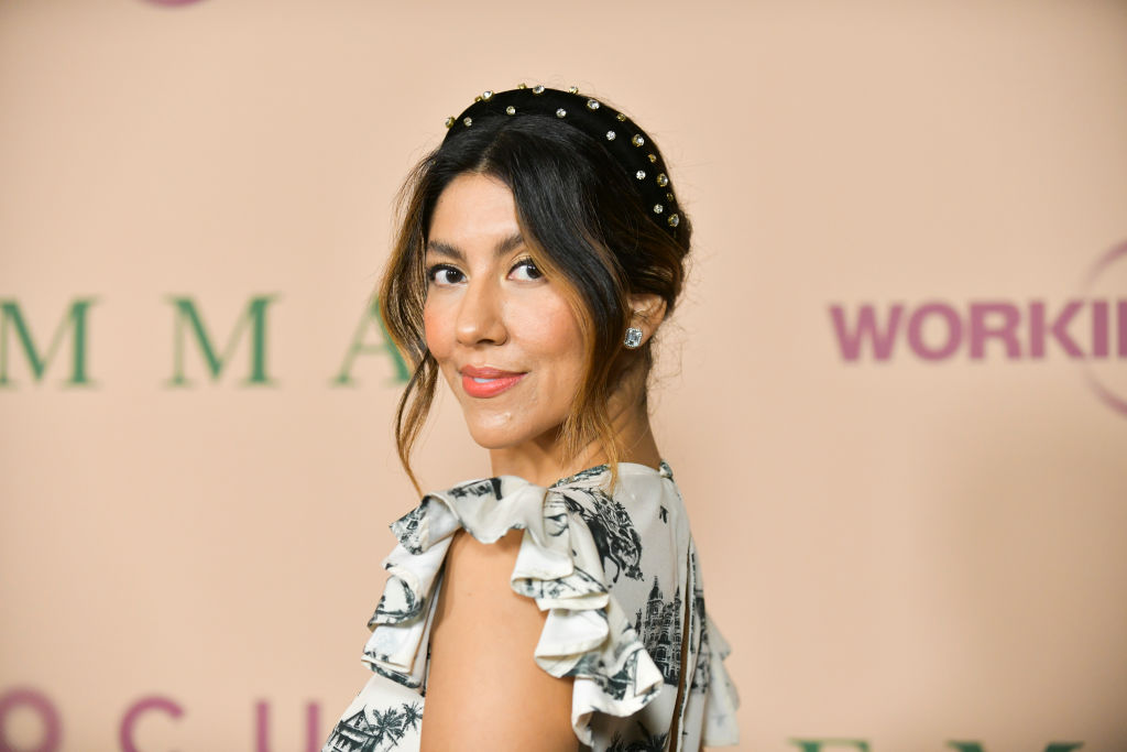 Stephanie Beatriz at the premiere of Focus Features' 'Emma.'