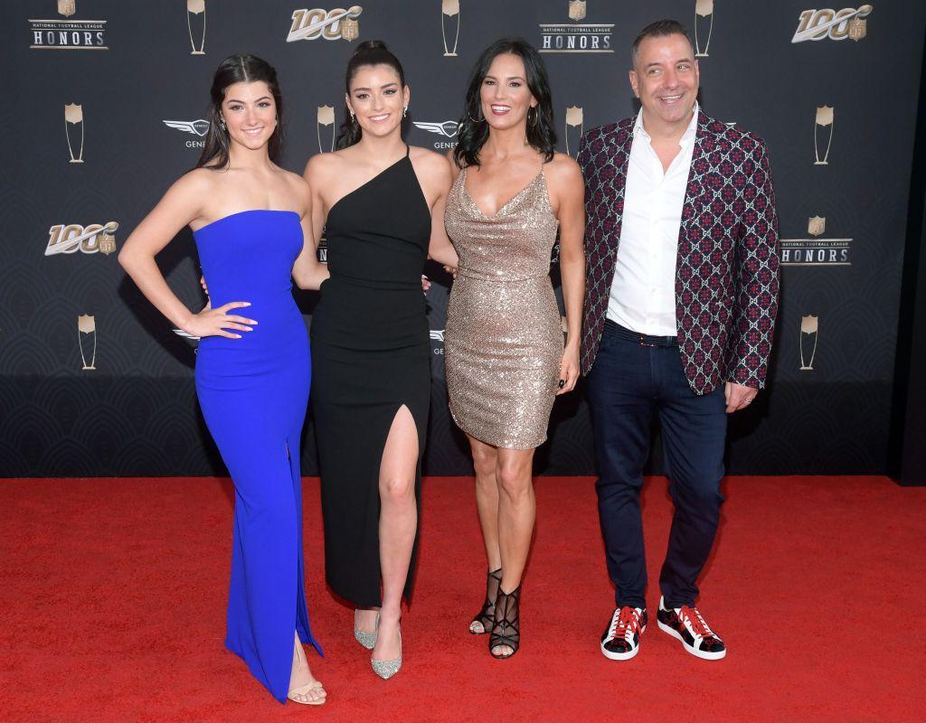 The TikTok famous D'Amelio family