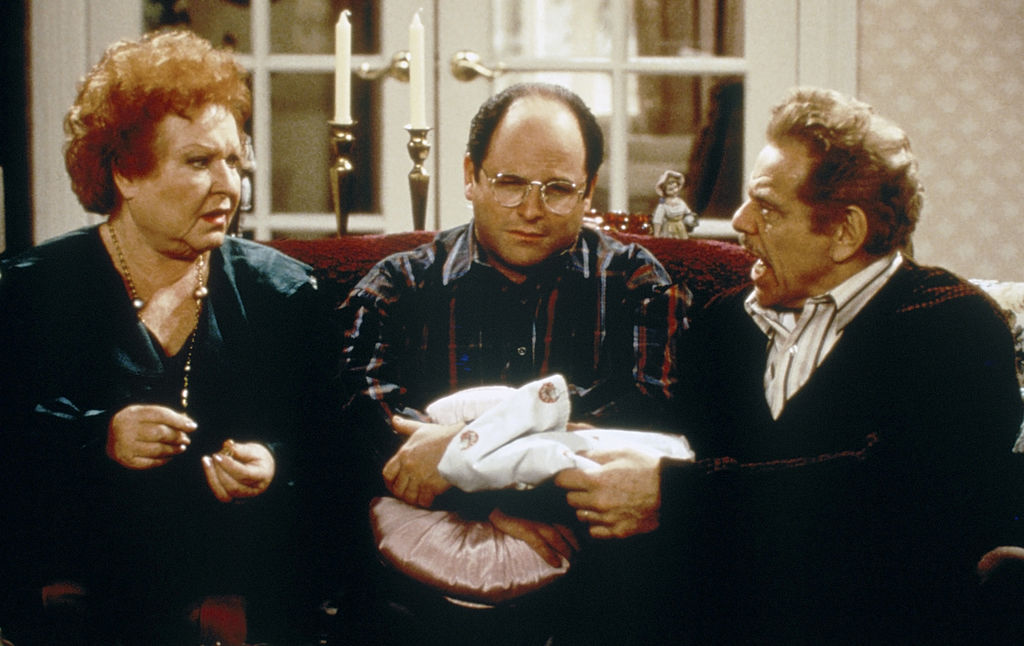 Jerry Stiller Wasn't the Original Frank Costanza on 'Seinfeld ...
