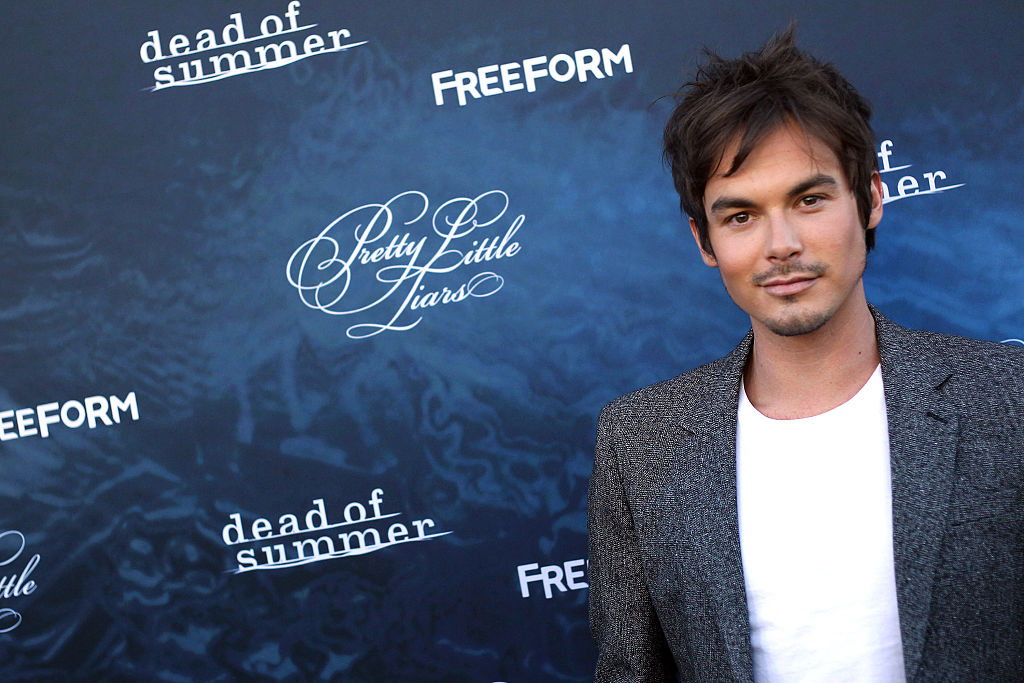 Tyler Blackburn attends the premiere of ABC Family's 'Pretty Little Liars' Season 7 on June 15, 2016