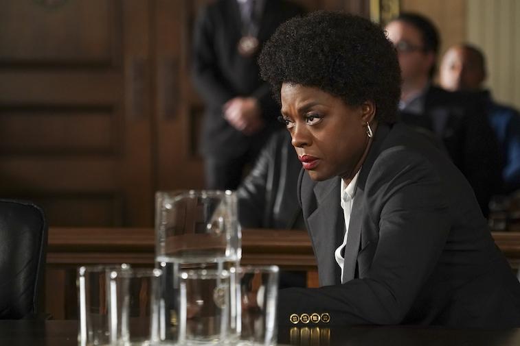 Viola Davis in 'How to Get Away With Murder'