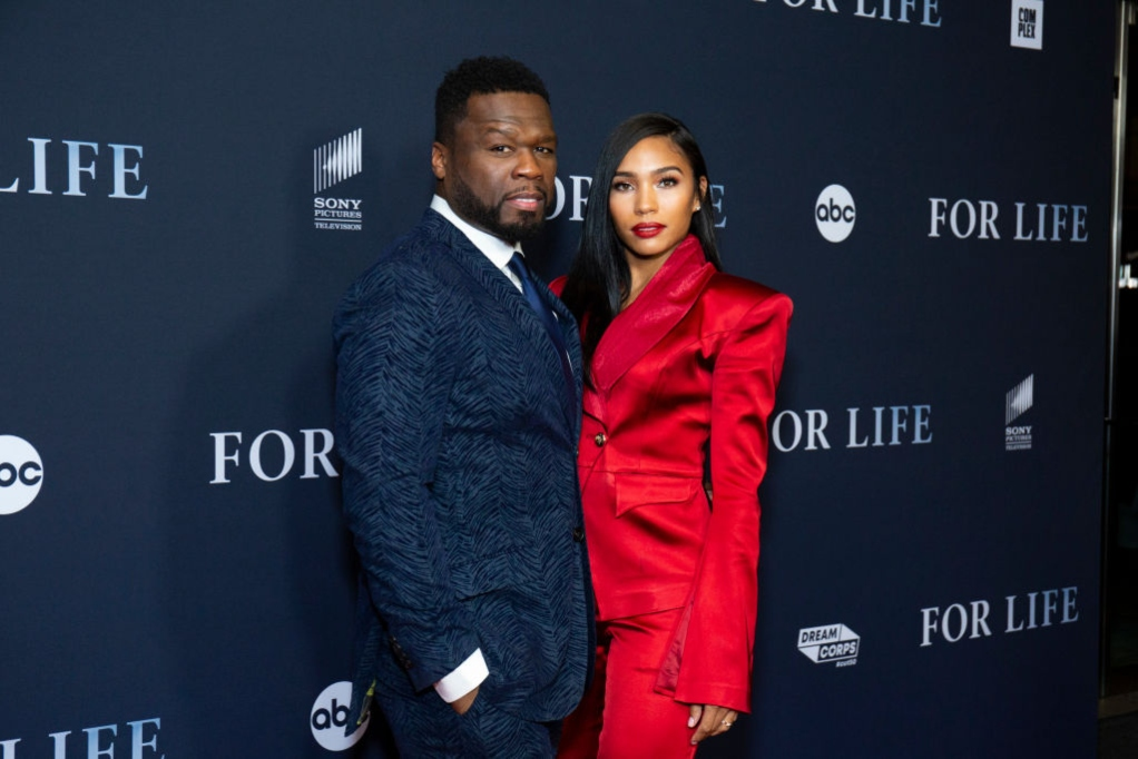 Curtis '50 Cent 'Jackson y Jamira' Cuban Link 'Haines