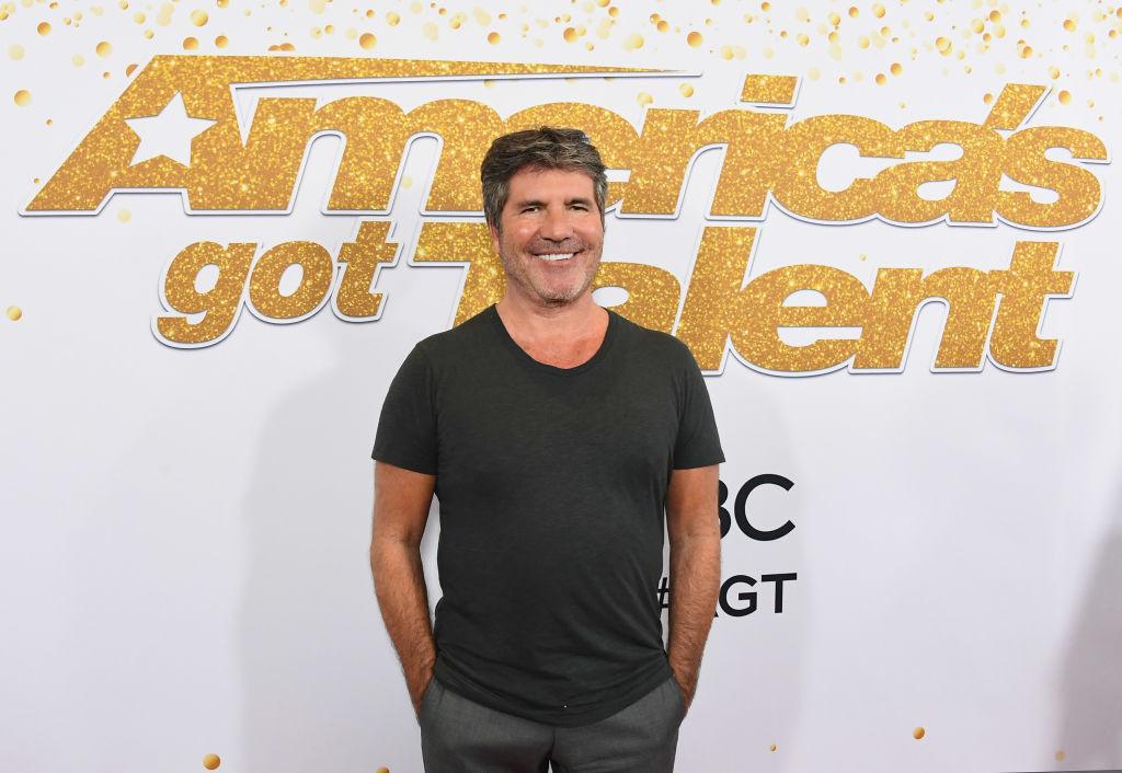 America's Got Talent judge Simon Cowell