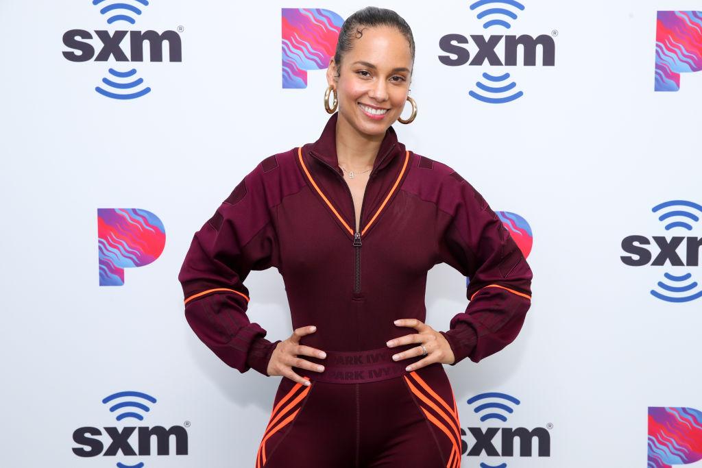 Alicia Keys |  Rich Fury/Getty Images