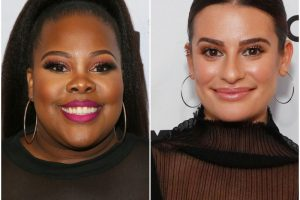 Amber Riley Says She Has 'No Hatred' for Lea Michele Amid 'Glee' Cast Drama