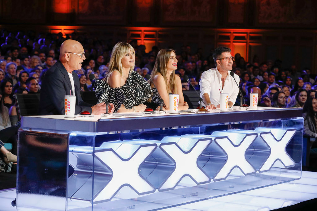 America's Got Talent Season 15 Judges