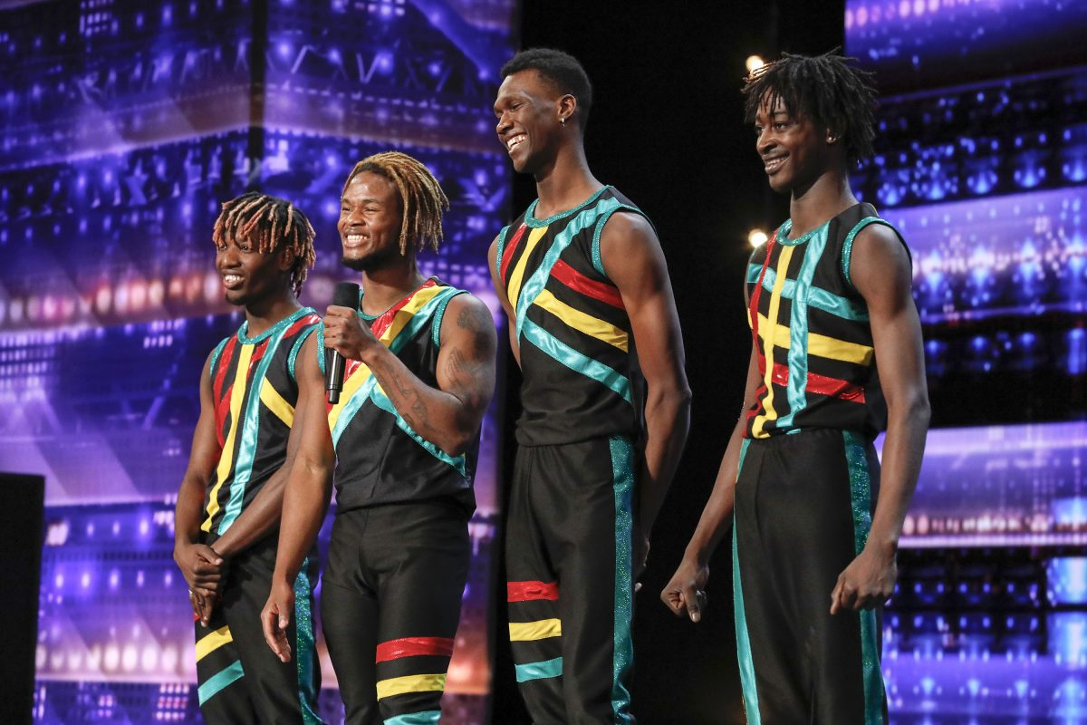 The Bonebreakers on 'America's Got Talent'