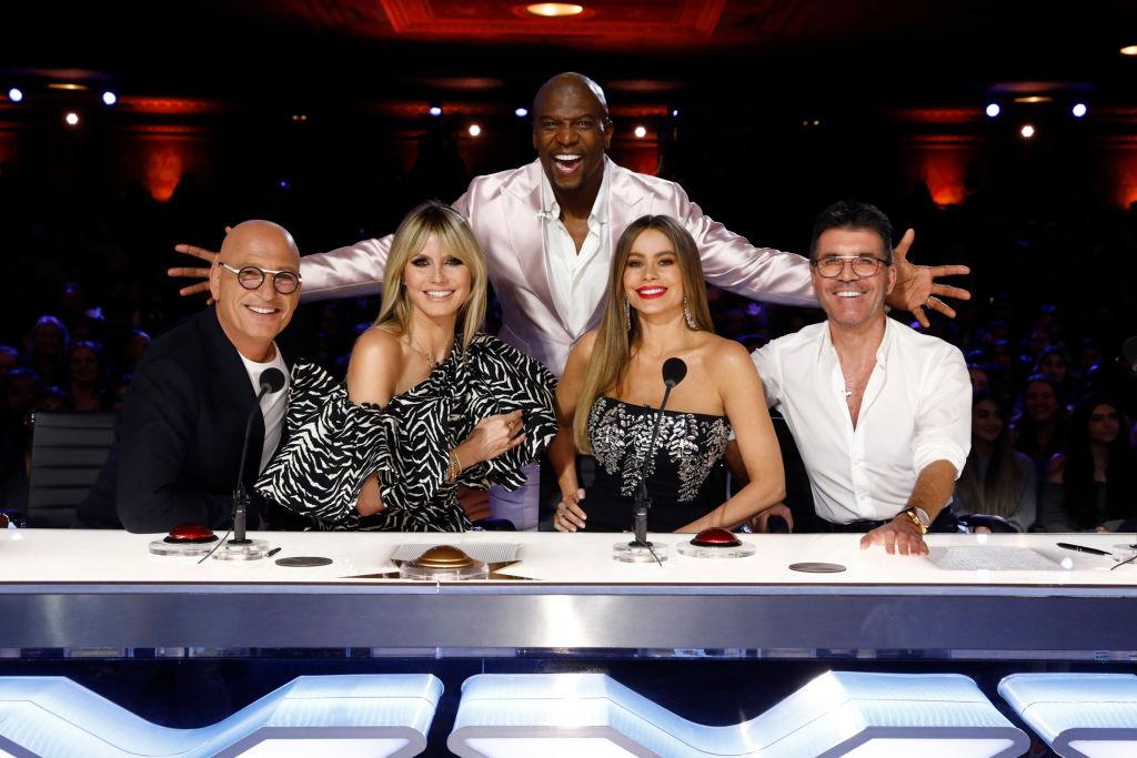 America's Got Talent judges 2020