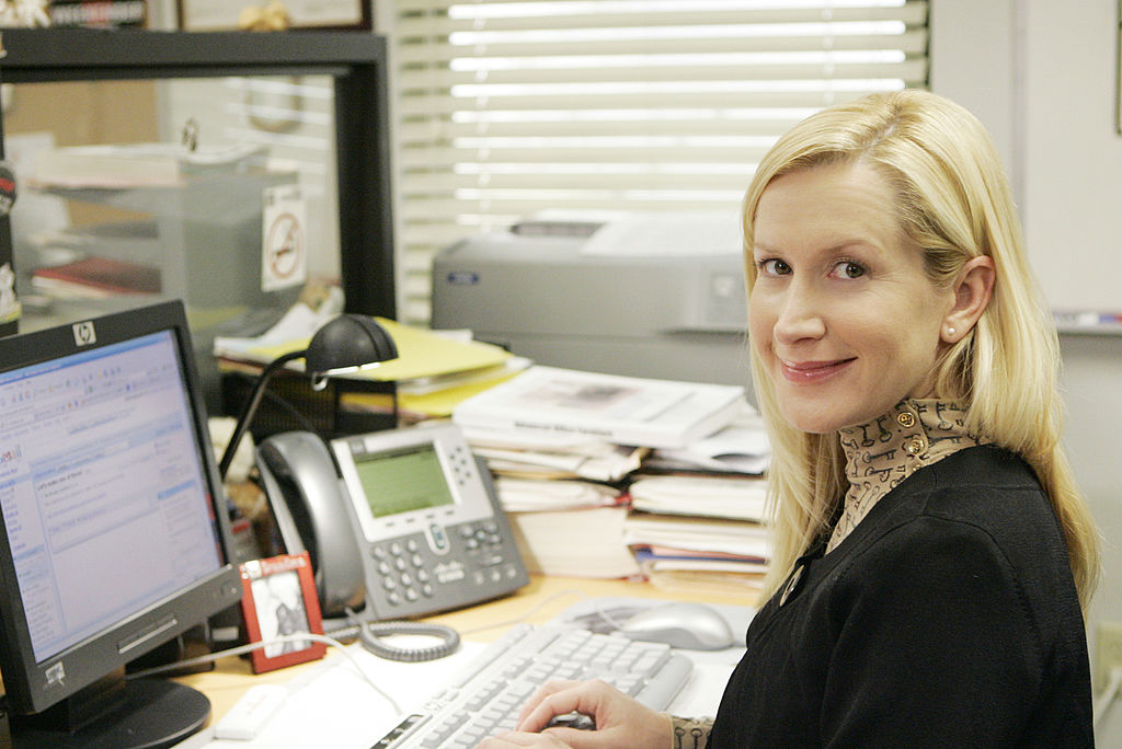 The Office cast Angela Kinsey