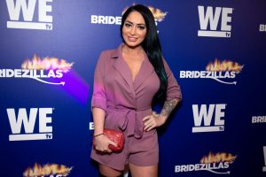 Angelina Pivarnick Says 'Jersey Shore' Has Been 'Tiring to Live Through'