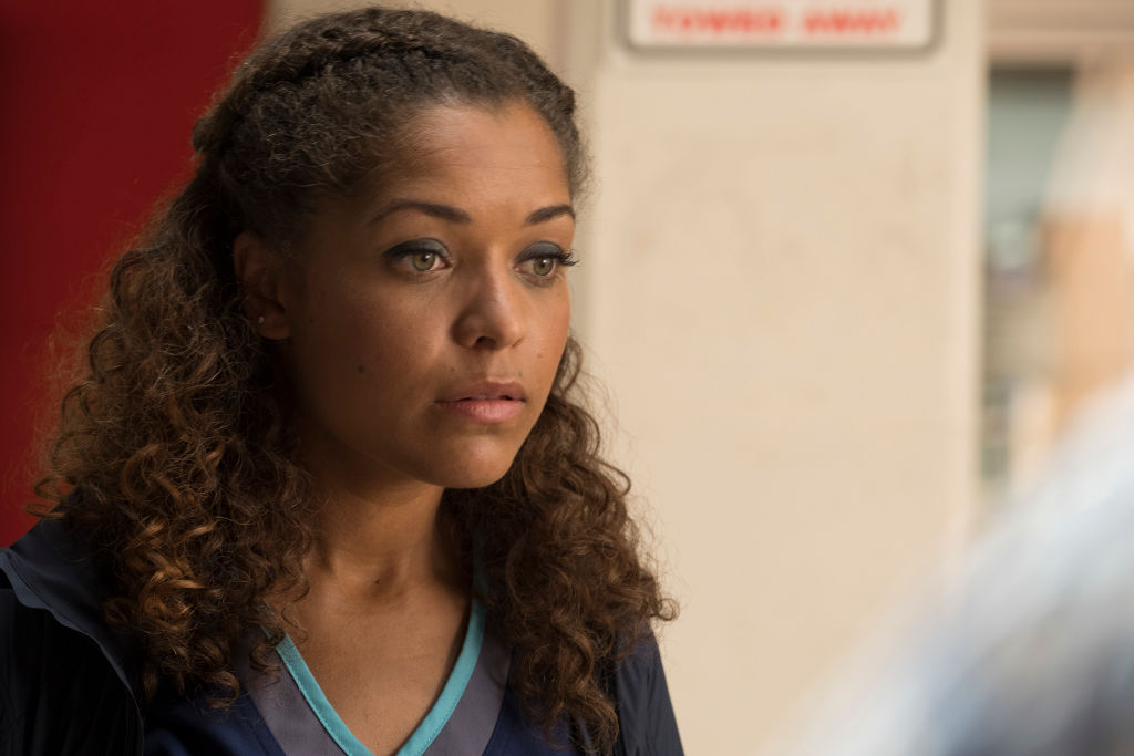 Antonia Thomas as Dr. Claire Brown | Jeff Weddell/Walt Disney Television via Getty Images