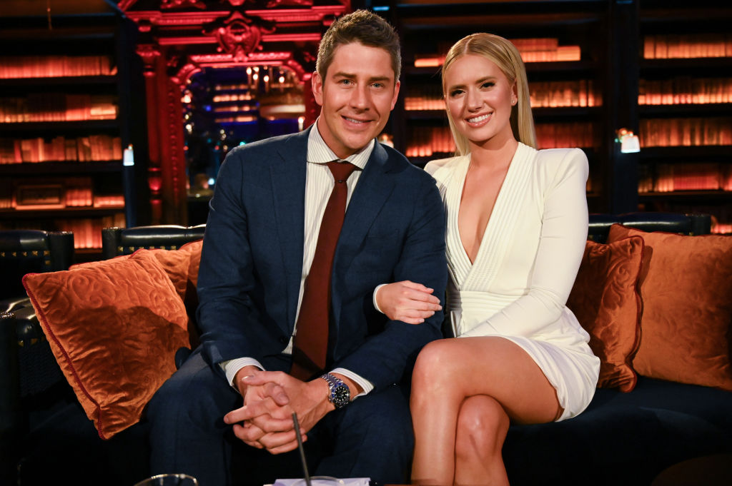 "Arie Luyendyk Jr. and Lauren Burnham on ABC's ""The Bachelor Presents: Listen to Your Heart"" - Season One"