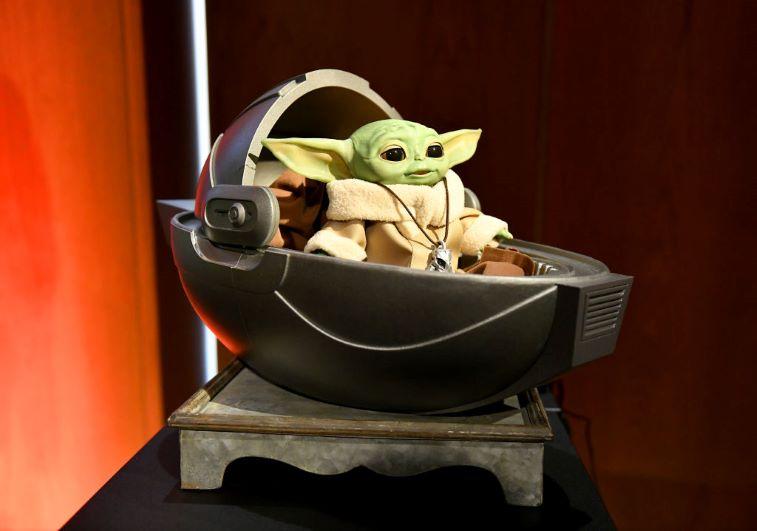 'The Mandalorian' Baby Yoda