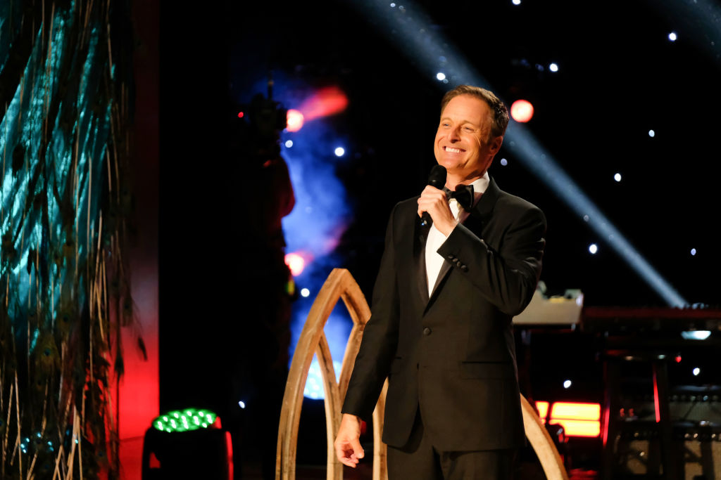 """Chris Harrison on ABC's """"The Bachelor Presents: Listen to Your Heart"""" - Season One"""