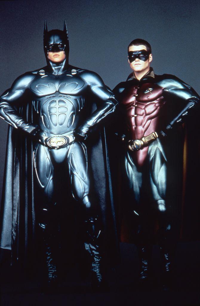 Batman & Robin in Batman Forever