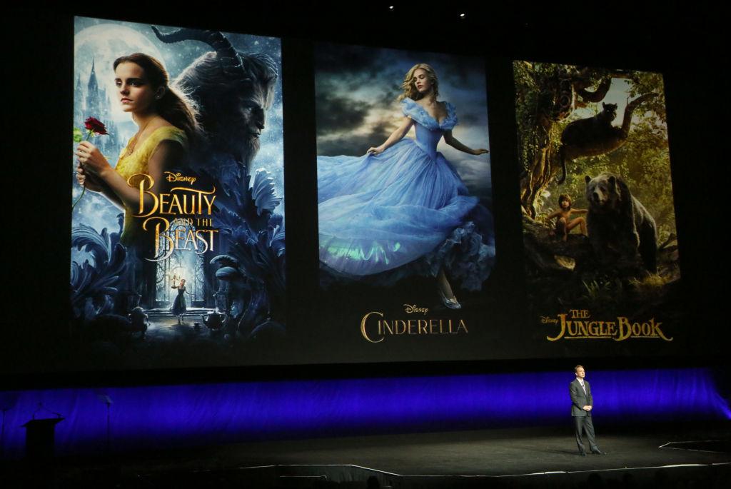 Disney Movie Posters at 2019 CinemaCon