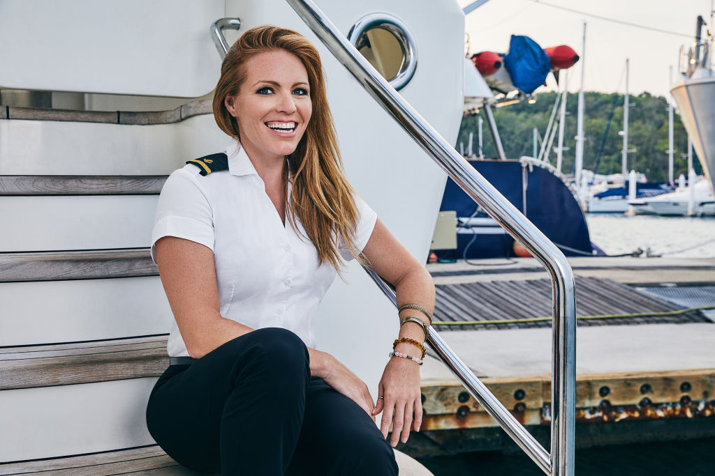 Rhylee Gerber from 'Below Deck'