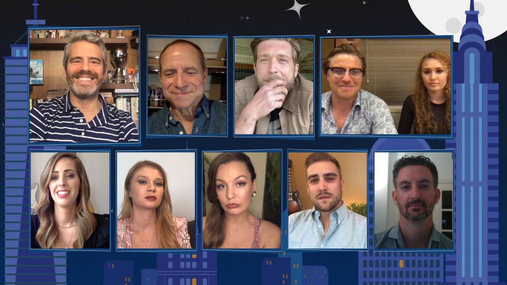 Jenna MacGillivray, Andy Cohen, Madison Stalker, Captain Glenn Shephard, Georgia Grobler, Adam Glick, Parker McCown, Paget Berry, Byron Hissey, Ciara Duggan
