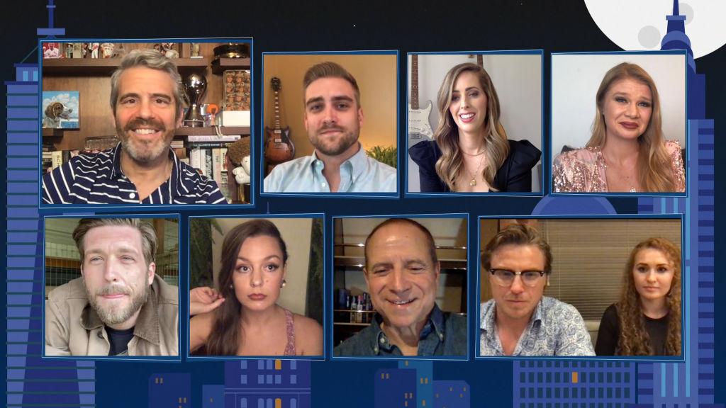 Adam Glick, Andy Cohen, Georgia Grobler, Parker McCown, Captain Glenn Shephard, Jenna MacGillivray, Paget Berry, Madison Stalker, Ciara Duggan