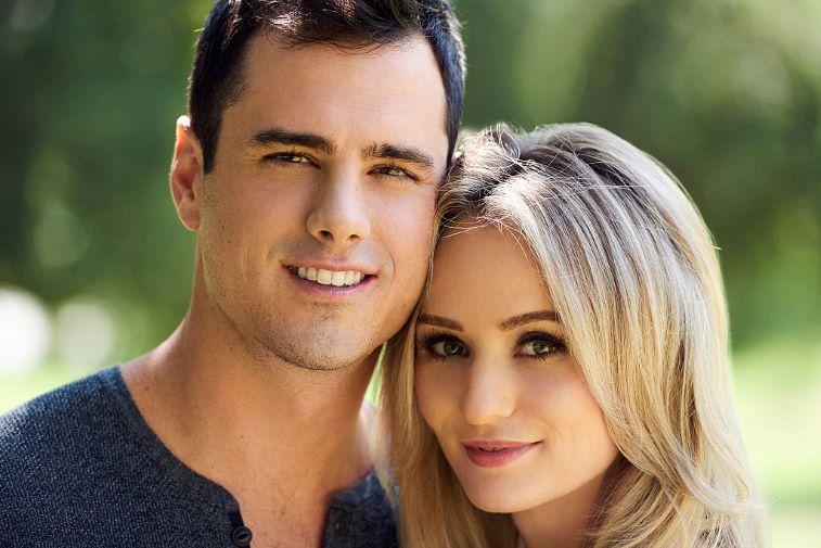 'The Bachelor' Ben Higgins and Lauren Bushnell