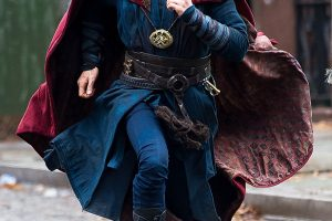 A New Sorcerer May Assist Doctor Strange in 'The Multiverse of Madness'