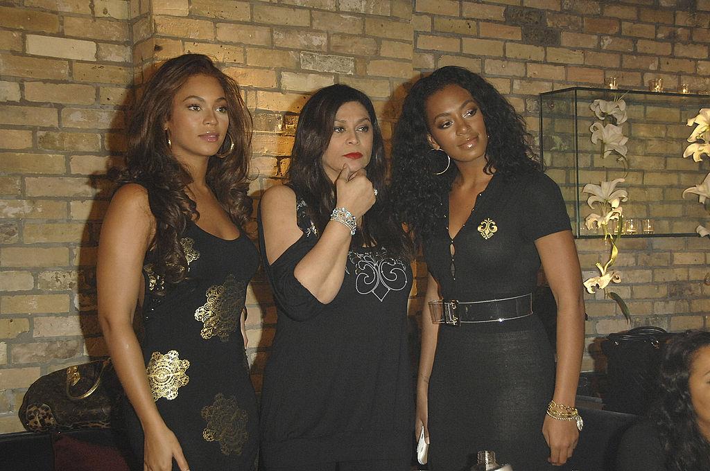 Beyoncé, Tina Lawson, Solange