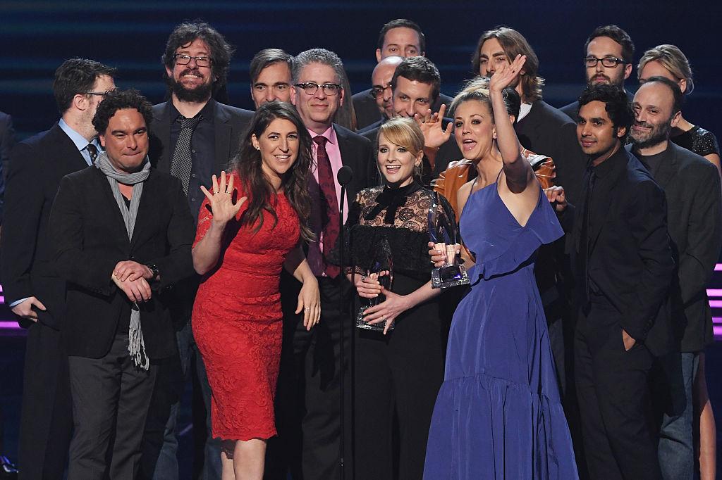 Big Bang Theory People's Choice Awards