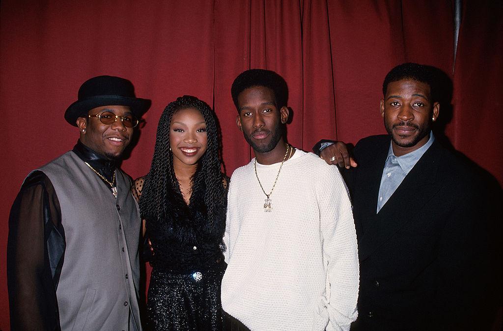Brandy and Boyz II Men