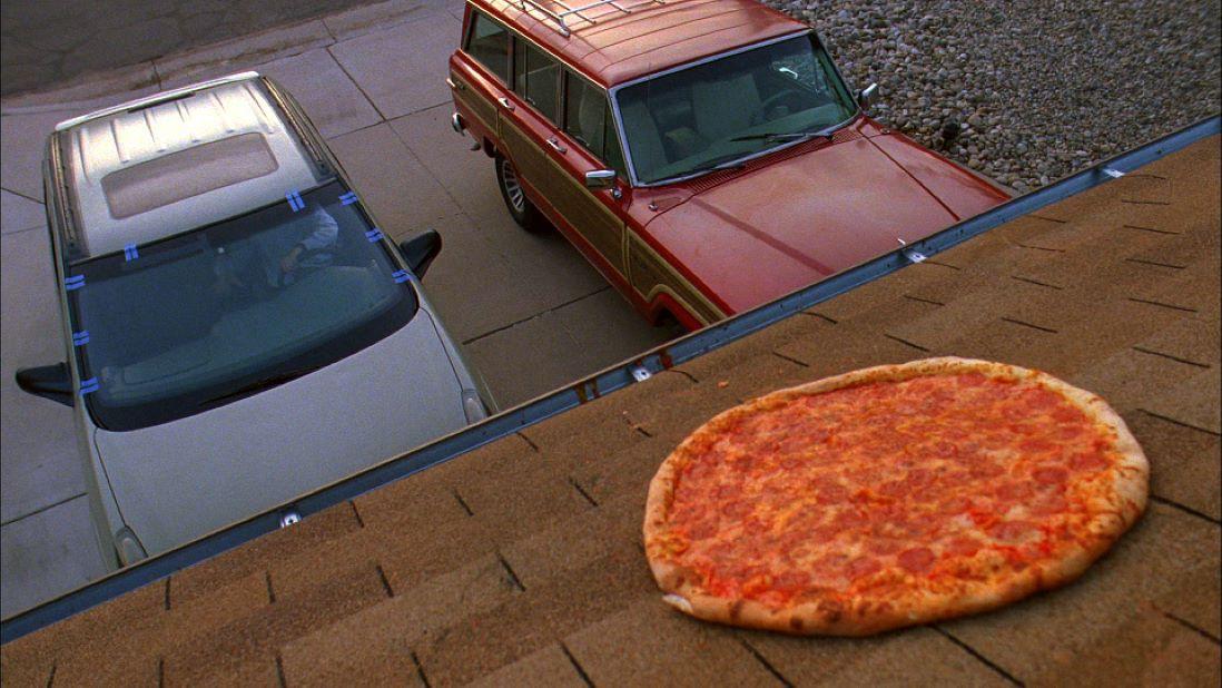 Breaking Bad pizza