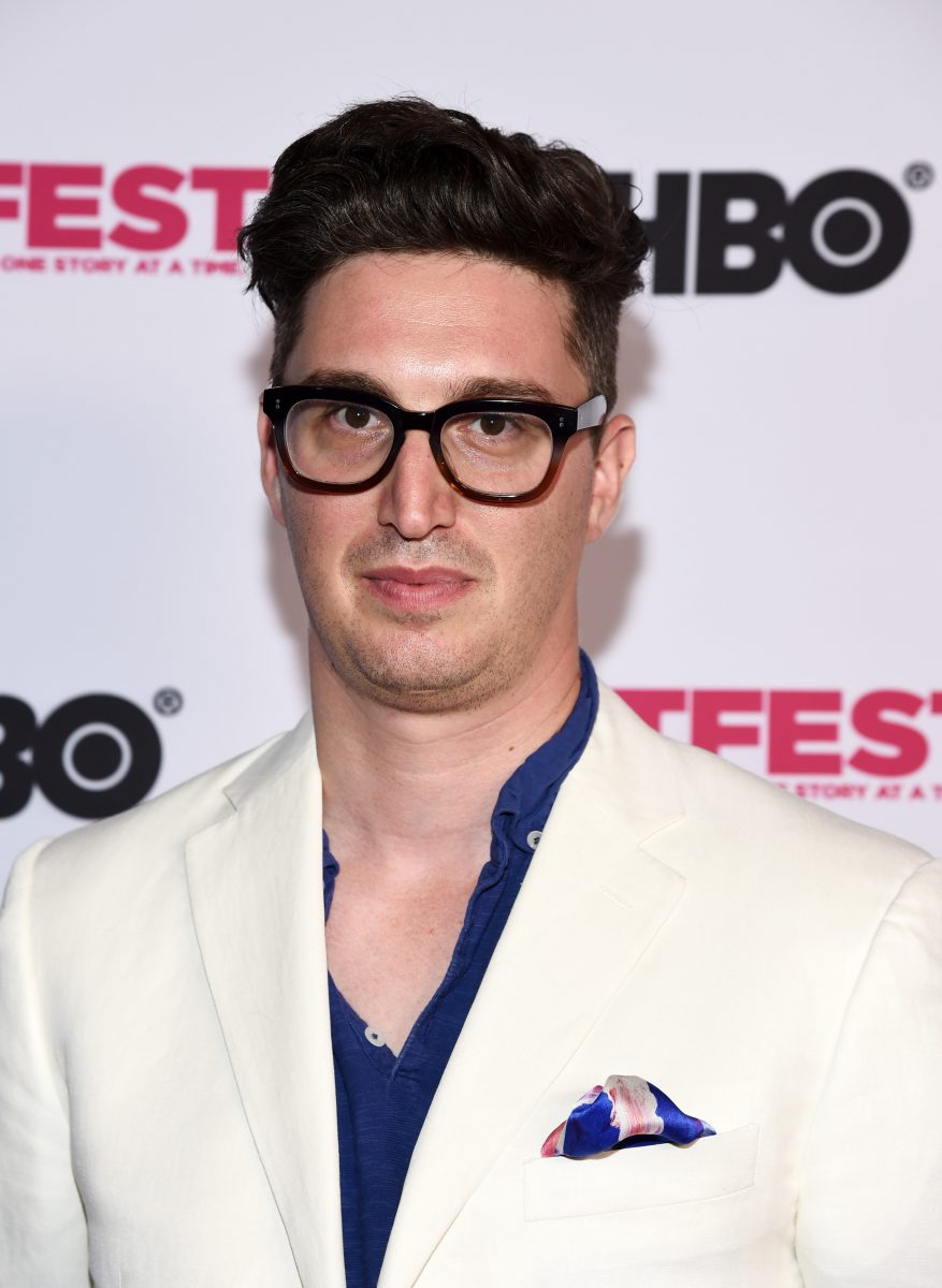 Buzzy Cohen attends a screening of 'Gay Chorus Deep South' in 2019