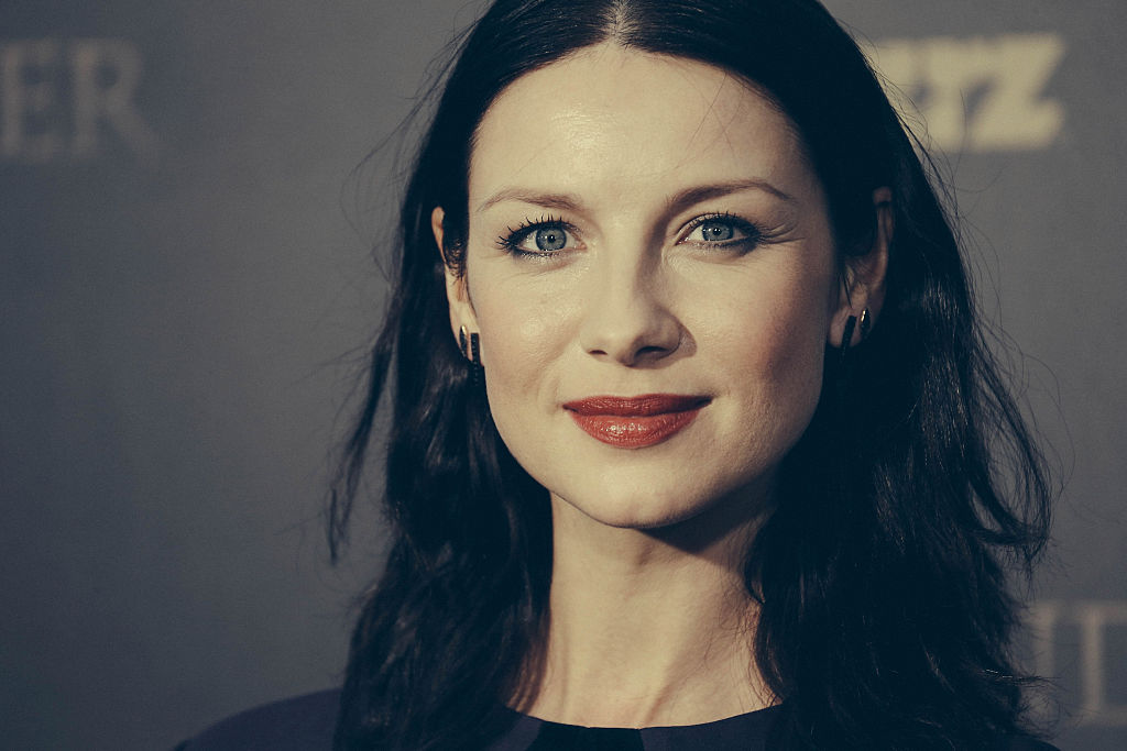 Caitriona Balfe on the Red Carpet
