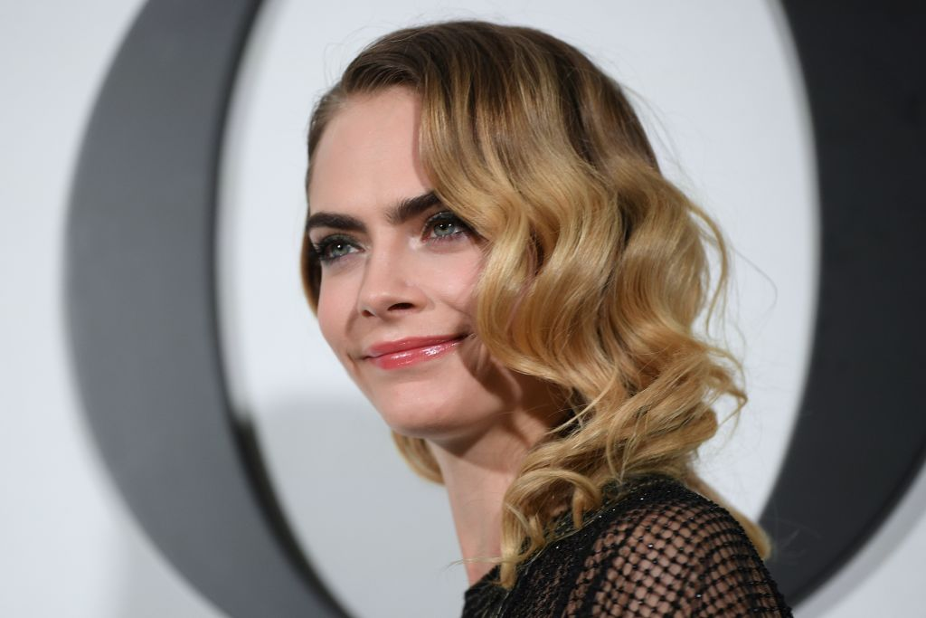 Actor Cara Delevingne says she identifies as pansexual